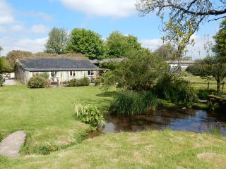 Stable Cottage and duck pond