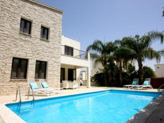 Luxury 2 bedroom villa near Zygi with private pool, Kalavasos