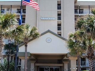 IE 7G: Beachfront unit- gulf view, internet, free beach, sleeps 8, Fort Walton Beach