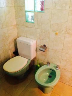 cuarto de bano - WC e bidet