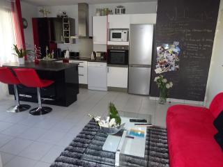 Appartement pour 2 proche Gare et centre-Ville, Marseille