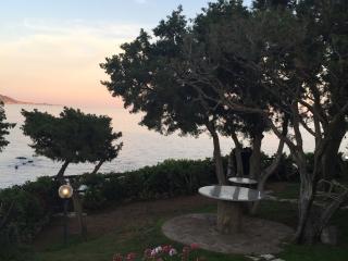 Villa Isabella FRONTE MARE con giardino privato, Villasimius