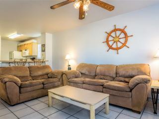 Gulfview ll 202: FAMILY condo next to SCHLITTERBAHN! At AFFORDABLE price for 8!
