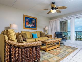 Beachfront condo with great views!, South Padre Island