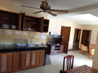 Spacious 2-bedroom apartment near Karon beach