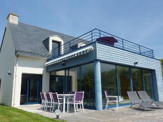 4 bedroom Villa in Moelan-sur-Mer, Brittany, France : ref 5238760