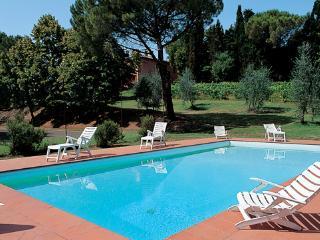 6 bedroom Villa in Montelopio, Tuscany, Italy : ref 5476874
