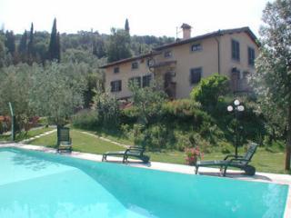 Villa in Castiglion Fiorentino, Tuscany, Italy