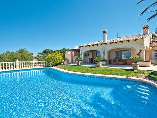 3 bedroom Villa in Javea, Costa Blanca, Spain : ref 2008043, Teulada