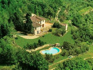 6 bedroom Villa in Florence, Tuscany, Italy : ref 5055507