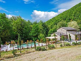 5 bedroom Villa in Sansepolcro, Tuscany, Italy : ref 5055258