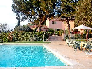 6 bedroom Villa in Aix-en-Provence, Provence-Alpes-Cote d'Azur, France : ref 505