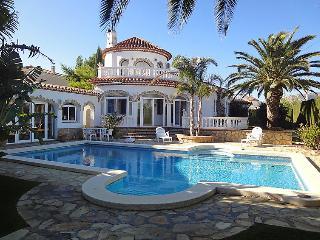 5 bedroom Villa in Miami Platja, Catalonia, Spain : ref 5044182