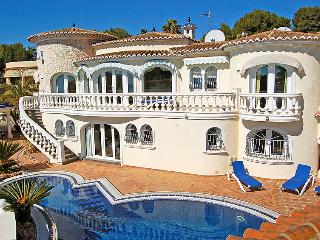 4 bedroom Villa in Fanadix, Valencia, Spain : ref 5044775