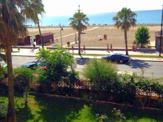 Apartamento en primera línea de playa, Torremolinos