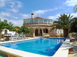 4 bedroom Villa in Miami Platja, Costa Daurada, Spain : ref 2055784, Montroig
