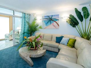 The Pyramid..Fantastic Ocean Front 2 Bedroom Unit 3E directly on the beach