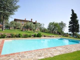4 bedroom Villa in Monte San Savino, Siena e Dintorni, Tuscany, Italy : ref