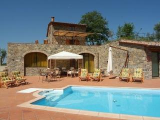 Villa in Gaiole, Chianti, Tuscany, Italy, Gaiole in Chianti