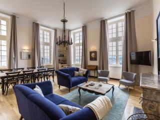 Saint-Malo Intra-Muros, Appartement 4* vue mer, 8 personnes