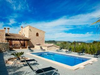 6 bedroom Villa in San Joan, Mallorca : ref 2127213, Sant Joan