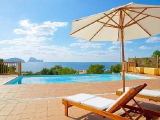 3 bedroom Villa in San Jose, Cala Codolar, Baleares, Ibiza : ref 2132809