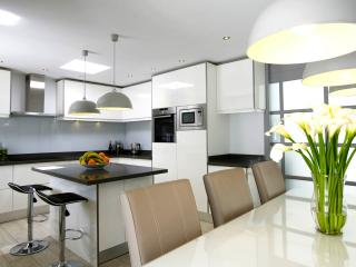 Large Fully Fitted Kitchen and Dining Area