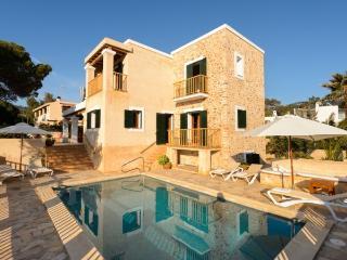 4 bedroom Villa in San Jose, Cala Vadella, Ibiza, Ibiza : ref 2132838
