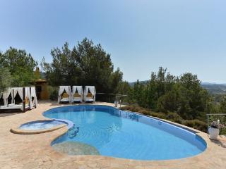 6 bedroom Villa in Sant Antoni De Portmany, San Antonio, Ibiza, Ibiza : ref 2132875, Sant Antoni de Portmany