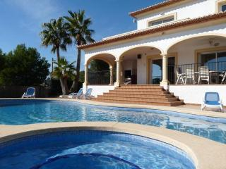 4 bedroom Villa in Altea, Alicante, Costa Blanca, Spain : ref 2135046, Altea la Vella