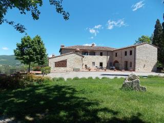 Villa in Gaiole in Chianti, Chianti, Tuscany, Italy