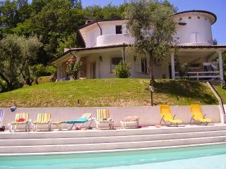 8 bedroom Villa in San Felice del Benaco, Lombardy, Italy : ref 2135281