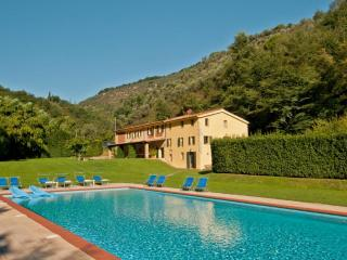 6 bedroom Villa in Montebello Due, Tuscany, Italy : ref 5227096