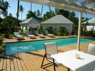 Bungalow w/kitchen close to the beach, Las Terrenas
