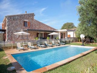 5 bedroom Villa in Buger, Buger Countryside, Mallorca, Mallorca : ref 2213523