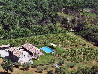 5 bedroom Villa in Radicofani, Siena, Italy : ref 2215341