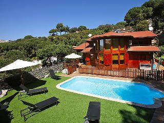 5 bedroom Villa in Mataro, Barcelona Costa Norte, Spain : ref 2218579