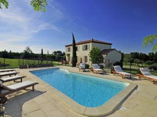 Villa in Nr Mirepoix, Languedoc, France, La Courtete