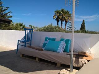 Aqua blue in Romantic house Porto Ulisse Ispica