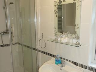 En-suite shower to bedroom 1