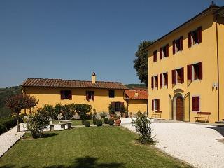 Villa in Montecatini, Tuscany, Italy, Massa e Cozzile