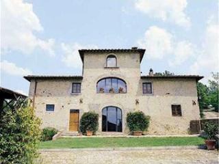 Villa in Montefiridolfi, Firenze Area, Tuscany, Italy