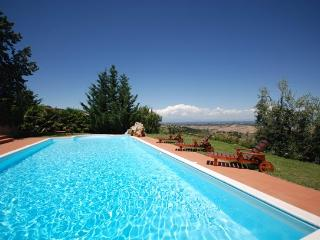 7 bedroom Villa in Chianni, Pisa Area, Tuscany, Italy : ref 2230299