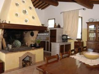 4 bedroom Villa in Poggibonsi, Siena Area, Tuscany, Italy : ref 2230342