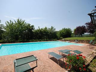 4 bedroom Villa in Castel Focognano, Arezzo Area, Tuscany, Italy : ref 2230457