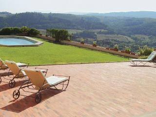 Villa in Bargino, Firenze Area, Tuscany, Italy