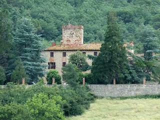 5 bedroom Villa in Badia Agnano, Arezzo Area, Tuscany, Italy : ref 2230552
