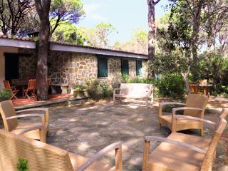 Villa in Roccamare, Costa Toscana, Tuscany, Italy, Pian di Rocca