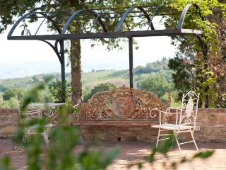 4 bedroom Villa in Montaione, Firenze Area, Tuscany, Italy : ref 2230601