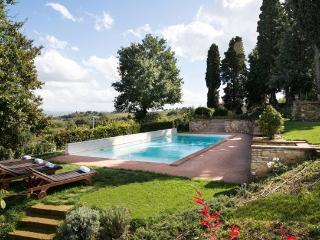 4 bedroom Villa in Montaione, Firenze Area, Tuscany, Italy : ref 2230601